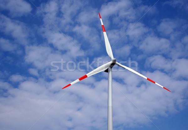 Wind turbine Stock photo © Ximinez