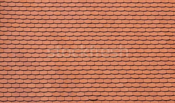 Roof tiles Stock photo © Ximinez