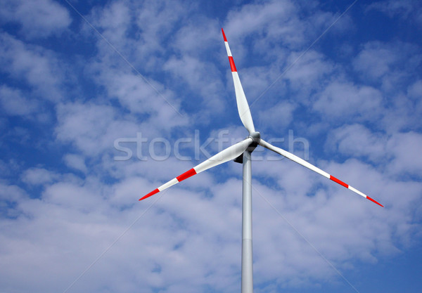 Wind turbine Stock photo © Ximinez