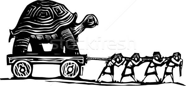 Slow Moving Stock photo © xochicalco