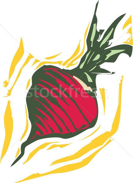 Stock photo: Turnip