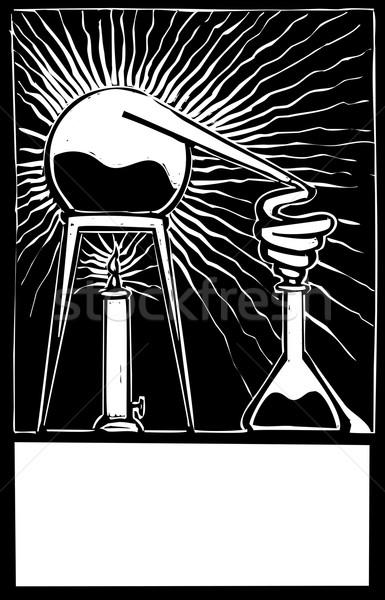 科学 ラボ 研究 ストックフォト © xochicalco