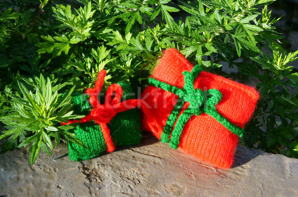 Christmas ornament, xmas, noel, winter holiday Stock photo © xuanhuongho