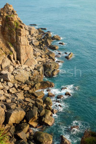 Dai Lanh cape, sea, Phu Yen, Vietnam travel Stock photo © xuanhuongho
