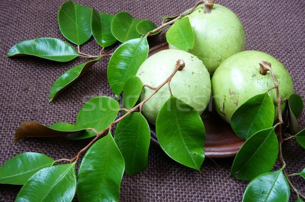 Photo stock: Viêt-Nam · ferme · produit · lait · fruits · star