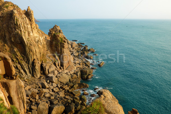 Dai Lanh cape, sea, Phu Yen, Vietnam travel Stock photo © xuanhuongho