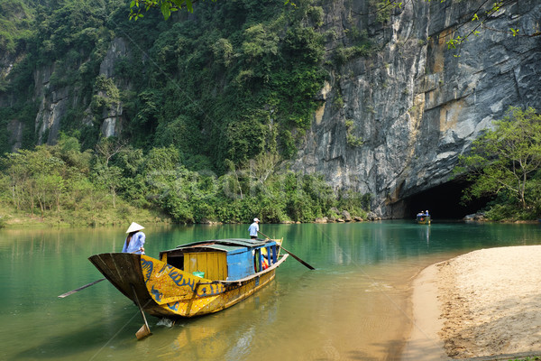 Phong Nha, Ke Bang cave, Vietnam, Viet Nam Stock photo © xuanhuongho
