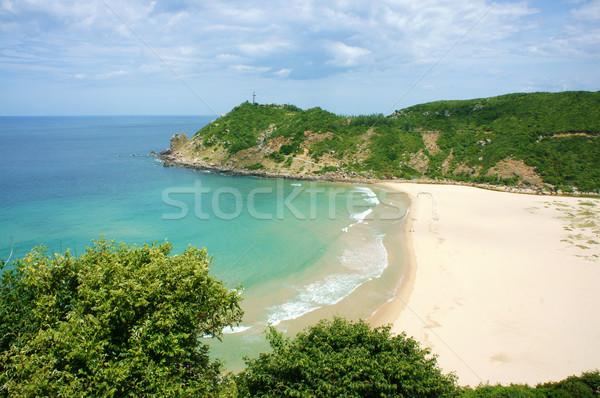 Сток-фото: Вьетнам · пейзаж · пляж · горные · экология · путешествия