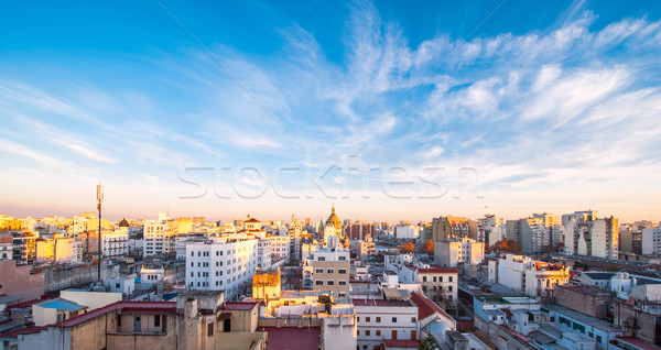 Early morning in Buenos Aires, Argentina Stock photo © xura