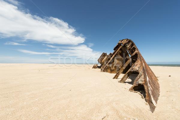 Plaży la Urugwaj popularny surfing społeczności Zdjęcia stock © xura
