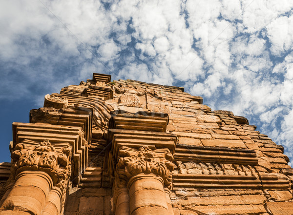 San Ignacio ruins in Missiones Province, Argentina Stock photo © xura