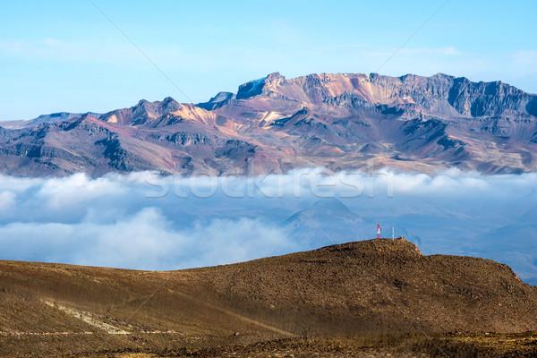 каньон реке южный Перу третий туристических Сток-фото © xura