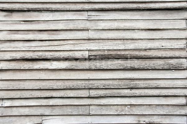 старое дерево текстуры древесины природы крест шаблон Сток-фото © yanukit