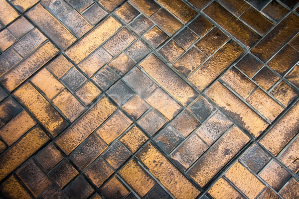 bronze pattern texture background Stock photo © yanukit