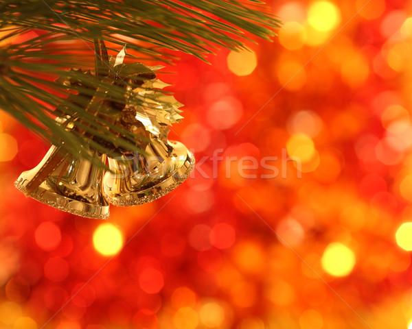 Christmas bells Stock photo © Yaruta