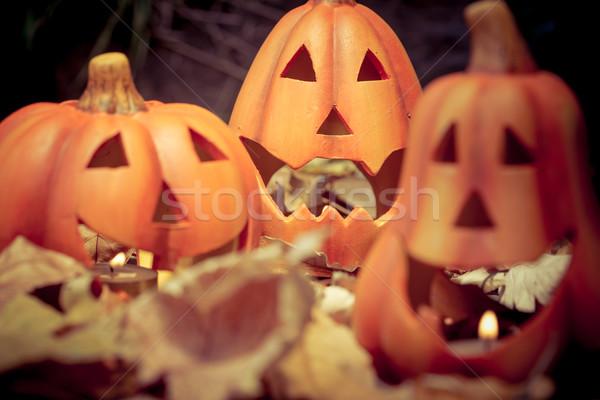 Как сделать светящую тыкву на хэллоуин - Naturapura.ru