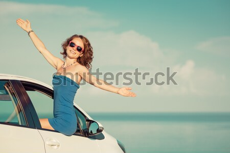 Summer vacations concept Stock photo © Yaruta