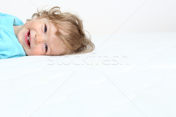 Happy child Stock photo © Yaruta