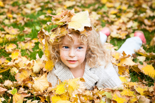 Autumn fashion Stock photo © Yaruta