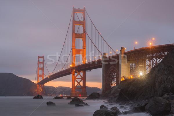 Marshall Beach Golden Gate National Recreation Area, San Francisco, California, USA Stock photo © yhelfman