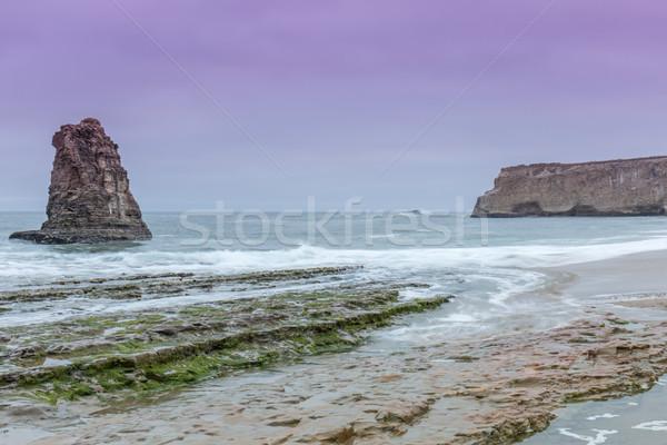 Pacific Ocean Twilight. Stock photo © yhelfman