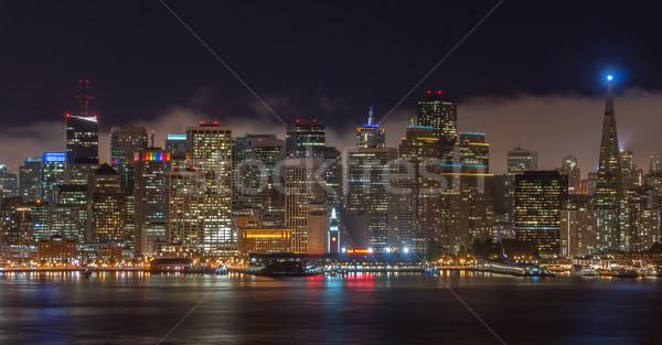 San Francisco Skyline Stock photo © yhelfman