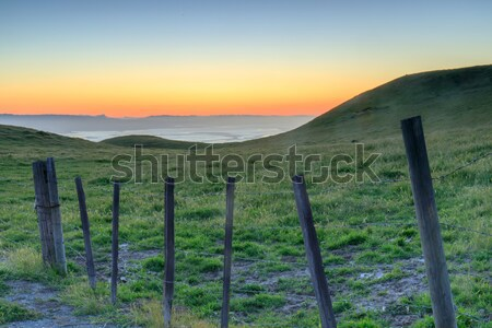 Santa Clara Valley Countryside. Stock photo © yhelfman