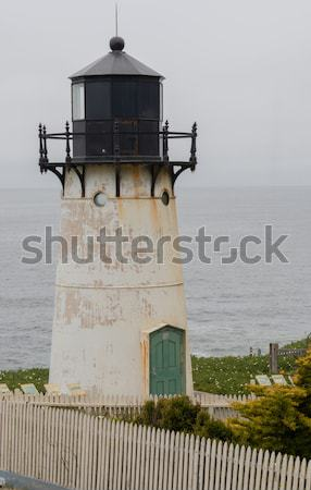 Point Montara Lighthouse Stock photo © yhelfman