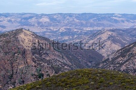 San Benito Wilderness, Central California, USA Stock photo © yhelfman