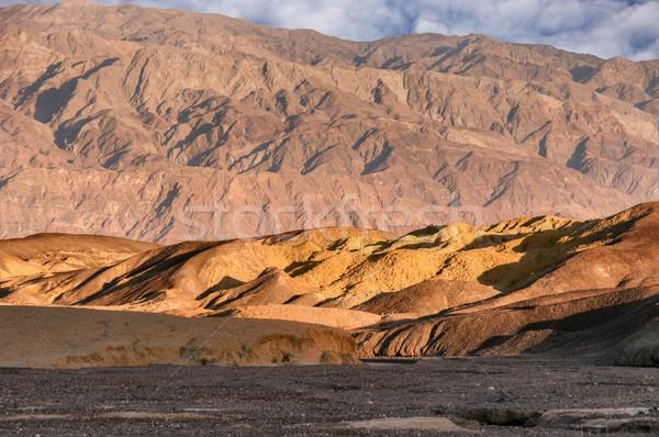Desert Sunrise Stock photo © yhelfman