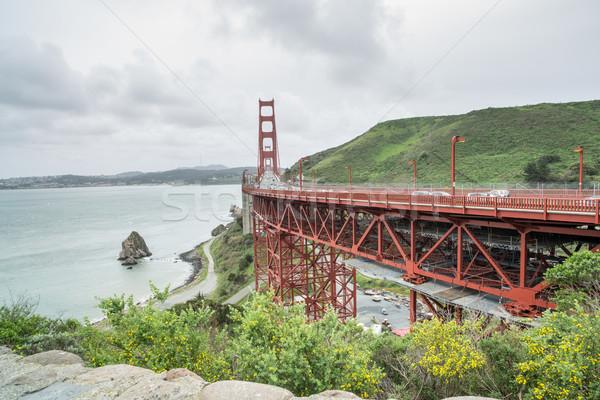 Golden Gate Bridge, San Francisco, California Stock photo © yhelfman