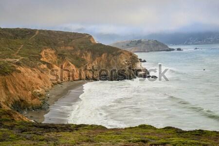 Cênico península ponto Califórnia EUA Foto stock © yhelfman
