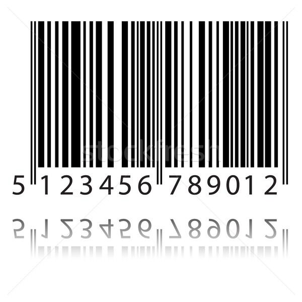 New bar code Stock photo © ylivdesign