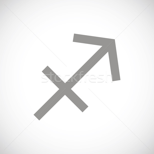 Fekete ikon háló fehér vektor szimbólum Stock fotó © ylivdesign