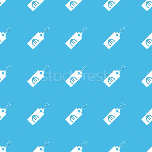 Euro price straight pattern Stock photo © ylivdesign