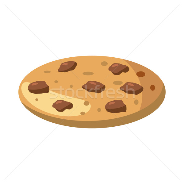 Pite pizza ikon rajz stílus izolált Stock fotó © ylivdesign
