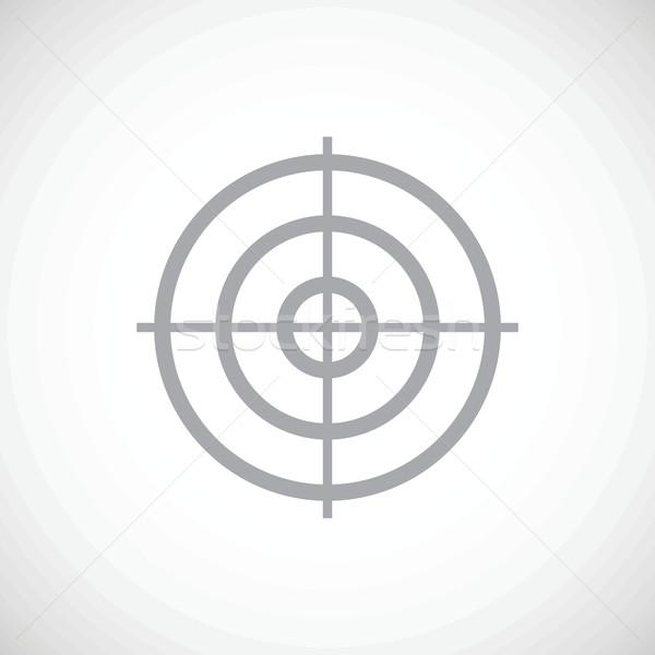 Target icon Stock photo © ylivdesign