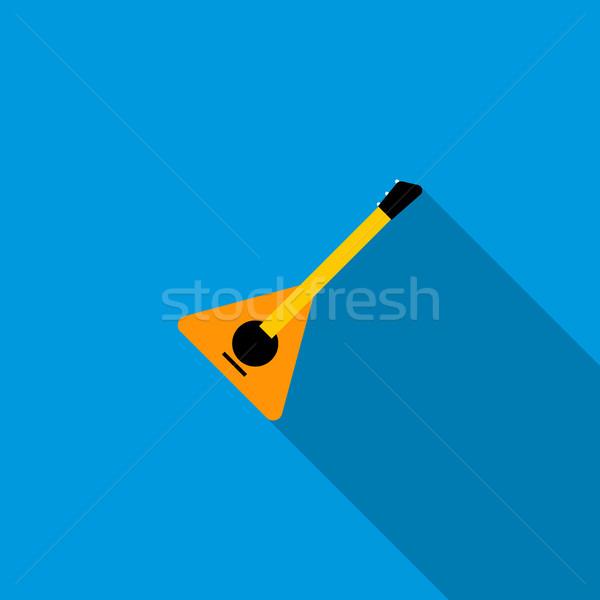 Ikon stílus kék művészet klasszikus játék Stock fotó © ylivdesign