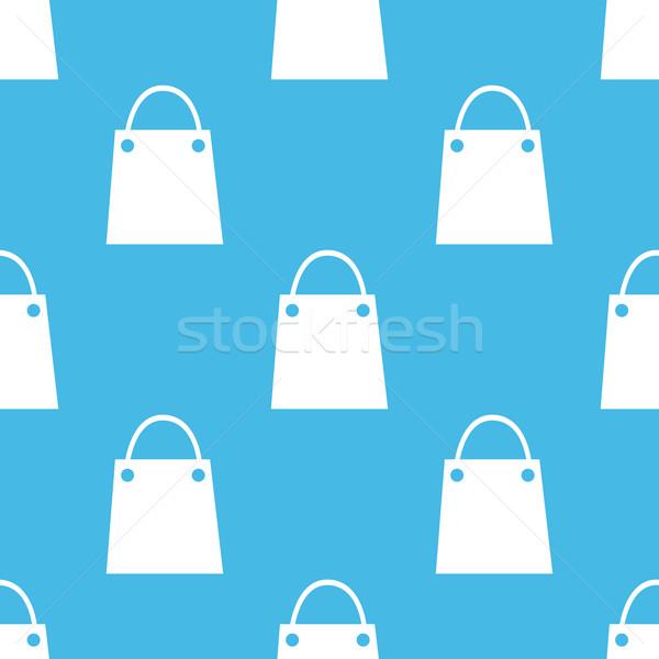 Shopping bag pattern Stock photo © ylivdesign