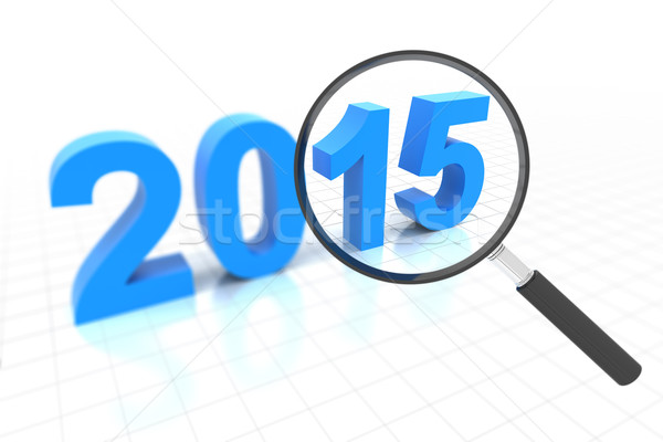 Clear view in 2015 Stock photo © ymgerman