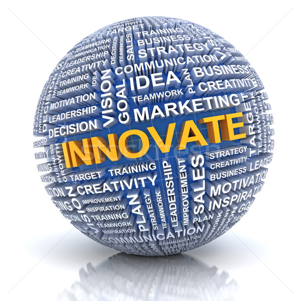 Business innovation concept Stock photo © ymgerman
