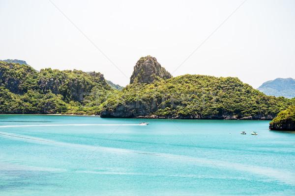 Ko Mae Ko Island Stock photo © Yongkiet
