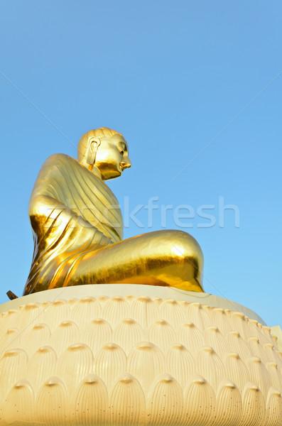 Phra Phuttha Kitti Siri Chai, Buddha statue Stock photo © Yongkiet
