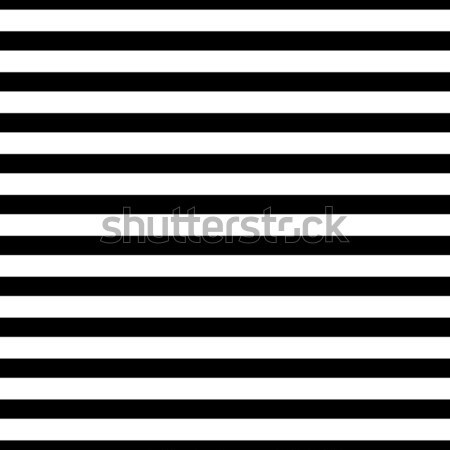 Horizontaal naadloos vector patroon eenvoudige Stockfoto © yopixart