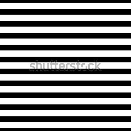 Horizontal sin costura vector patrón simple Foto stock © yopixart