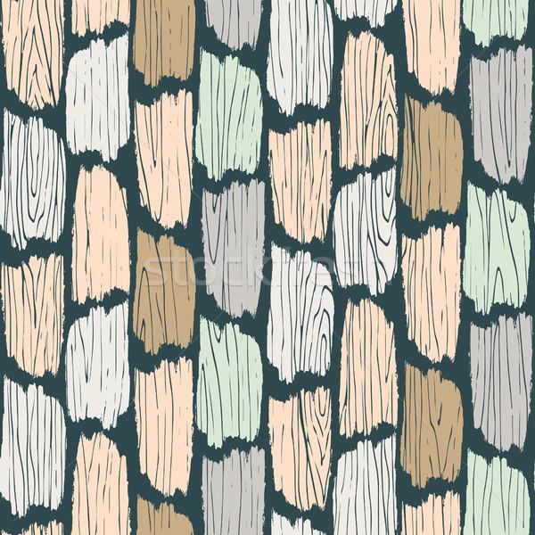 Zdjęcia stock: Drewna · drzewo · kory · tekstury
