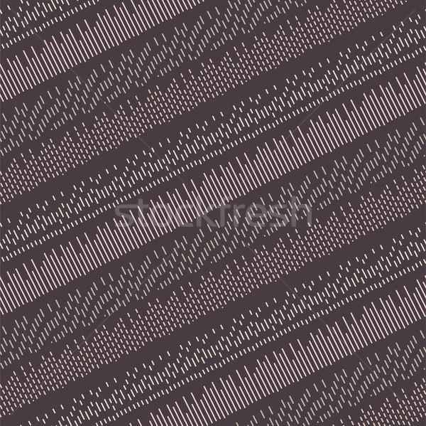 Diagonal vector sin costura púrpura patrón Foto stock © yopixart