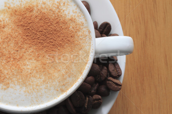 Tasty Coffee Stock photo © yoshiyayo