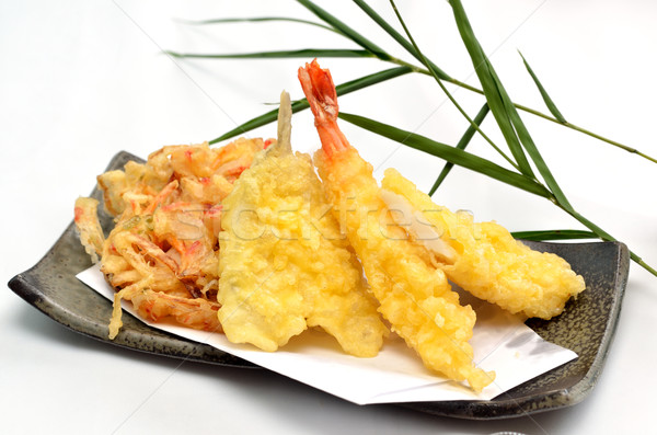 Tempura Stock photo © YUGOKYOGO