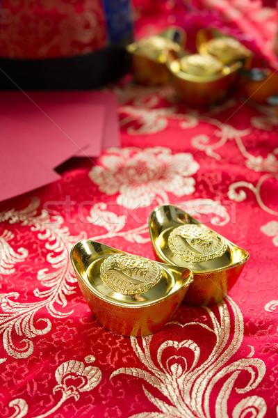 chinese new year decorations Stock photo © yuliang11